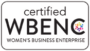 Certified Women's Business Enterprise (WBENC)